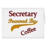 Secretaria Powered By Coffee Felicitaciones