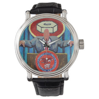 Secretario de Defensa del reloj de Zomblandia