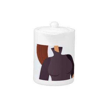 Professional Business Secretary grey Original design : Tshirts Teapot