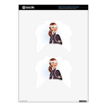Professional Business Secretary grey Original design : Tshirts Xbox 360 Controller Skin
