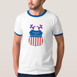 Secretary of Balloon Doggies T-Shirt