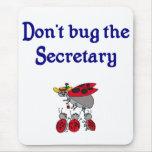 Secretary or Admin Assistant Mousepad