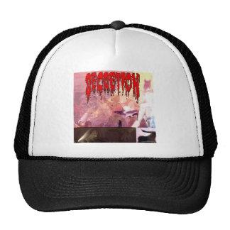Secretion 09' trucker hat