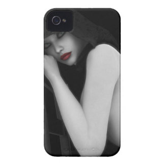 Secretive Lust iPhone 4/4S Case-Mate Barely There