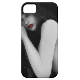 Secretive Lust iPhone 5 Case-Mate Barely There