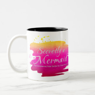 Secretly a Mermaid - Coffee Mug