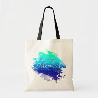 Secretly a Mermaid - Tote Bag