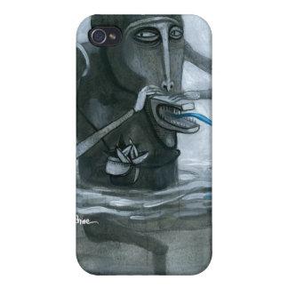 Secretos de Jambalasse iPhone 4/4S Carcasas