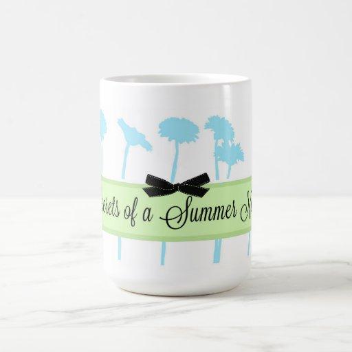 Secretos de una taza de la noche de verano