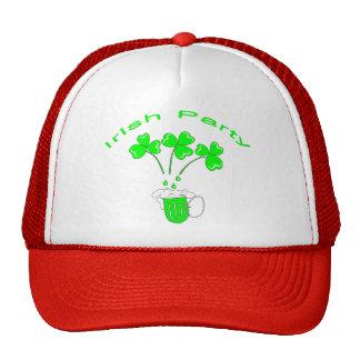 Secretos del día de St Patrick de la elaboración d Gorros
