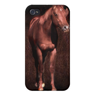 Secretrock el caballo iPhone 4/4S fundas