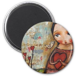 secrets 2 inch round magnet