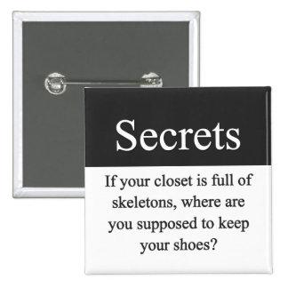 Secrets Button