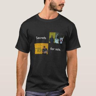 """Secrets!!*"" by Mihir Bharat Desai T-Shirt"