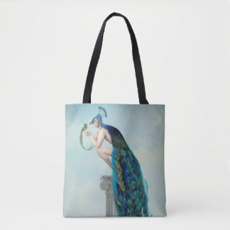 Secrets & Feathers Tote Bag