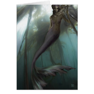 Secrets from the Deep Card