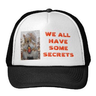 Secrets Trucker Hat