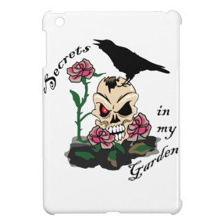 Secrets In My Garden iPad Mini Cases