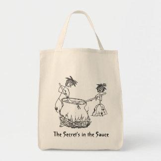 Secret's in the Sauce Tote Bag