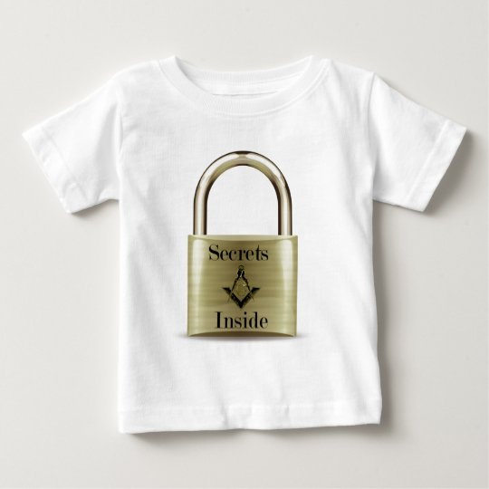 Secrets Inside Baby T-Shirt