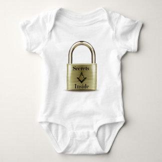 Secrets Inside Infant Creeper