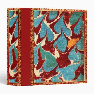 Secrets of a 15th Century Heart Vinyl Binders