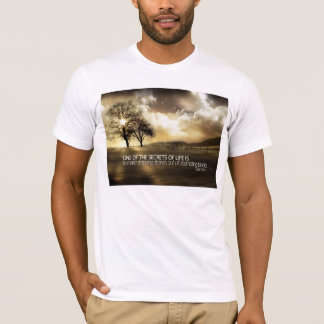 Secrets of Life Motivational T-Shirt