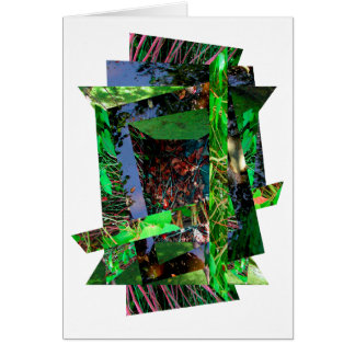 secrets of nature IV Card