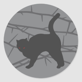Secrets of Shadow Classic Round Sticker