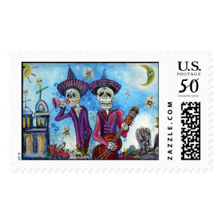 Secrets Of The Mariachi Postage