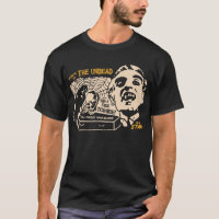 Secrets Of The Undead - Win A FREE Zombie! T-Shirt