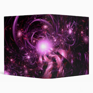 Secrets of the Universe Partially Revealed Vinyl Binder