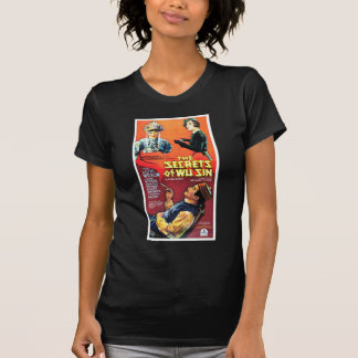 Secrets of Wu Sin T-Shirt