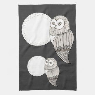 Secrets Tea Towel