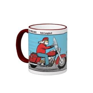 SecretSanta mug
