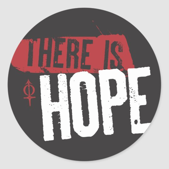 SECT ++ There Is Hope Sticker