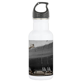 Section of Titanic's Funnel Stainless Steel Water Bottle