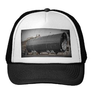 Section of Titanic's Funnel Trucker Hat