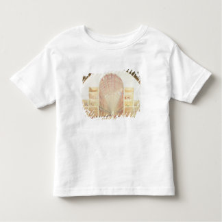 Section perspective toddler t-shirt