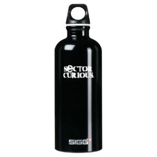 SECTOR CURIOUS Black SIGG Traveler 0.6L Water Bottle