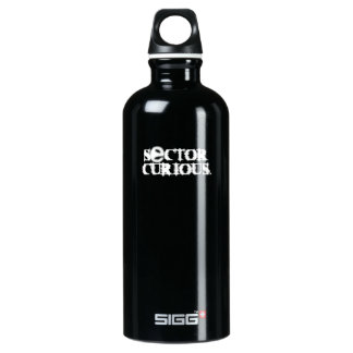 SECTOR CURIOUS Black Water Bottle