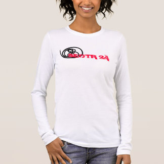 SECTR 24 -  Women's Long Sleeve (Fitted) Long Sleeve T-Shirt
