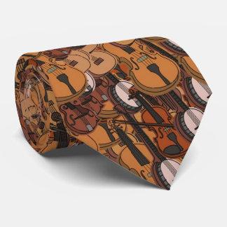 secuencia, corbata