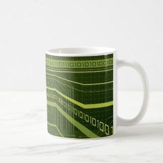 Secuencia de datos taza clásica