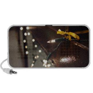 Secuencia ligera del LED iPod Altavoz
