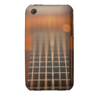 Secuencias de la guitarra acústica funda para iPhone 3 de Case-Mate
