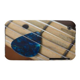 Secuencias de la guitarra eléctrica funda para iPhone 3 de Case-Mate