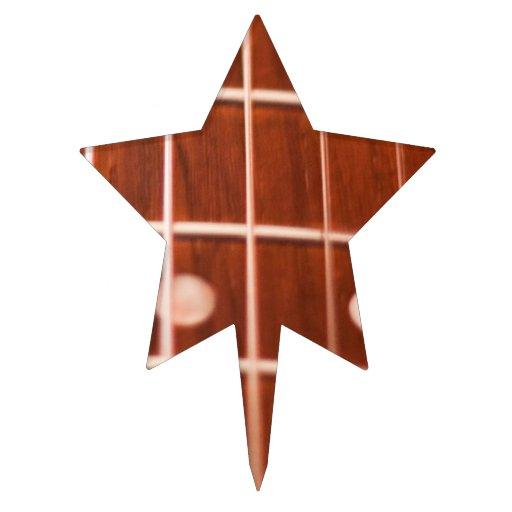 Secuencias de la guitarra figuras para tartas