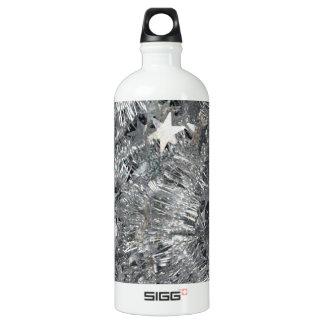 secuencias DE PLATA r de las estrellas de las Botella De Agua