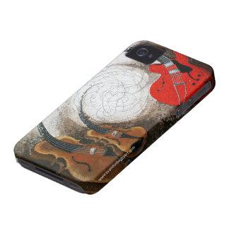 Secuencias en la caja de la casamata del iPhone 4 Case-Mate iPhone 4 Protectores